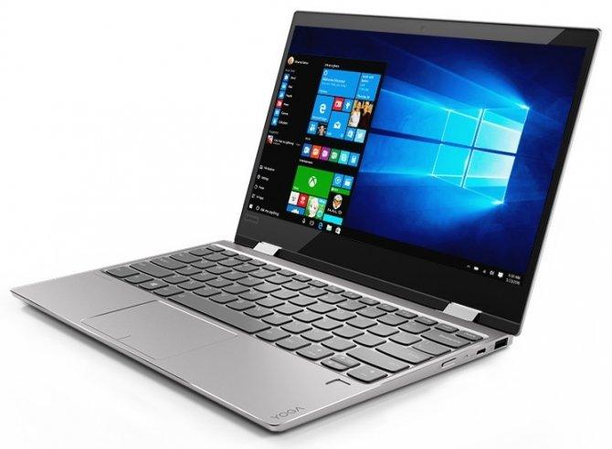 Lenovo Yoga 720-12 - nowy notebook konwertowalny 2w1 [2]