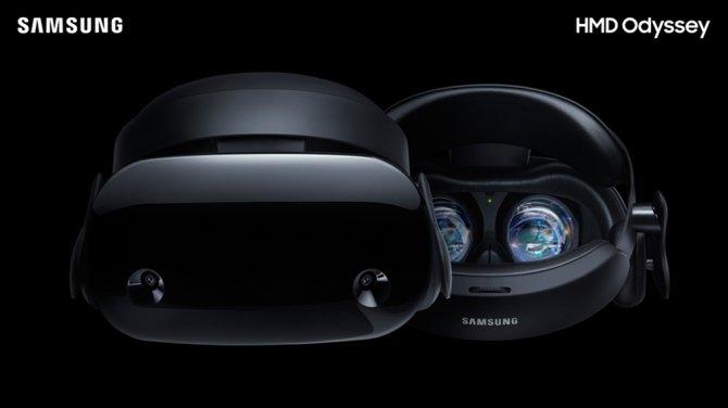Samsung HMD Odyssey - Google Mixed Reality w pełnej krasie [2]