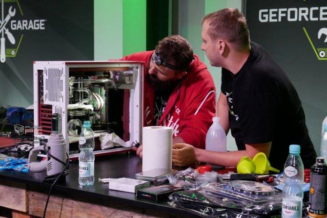 GeForce GARAGE: Destiny of Titans - podsumowanie zawodów [2]