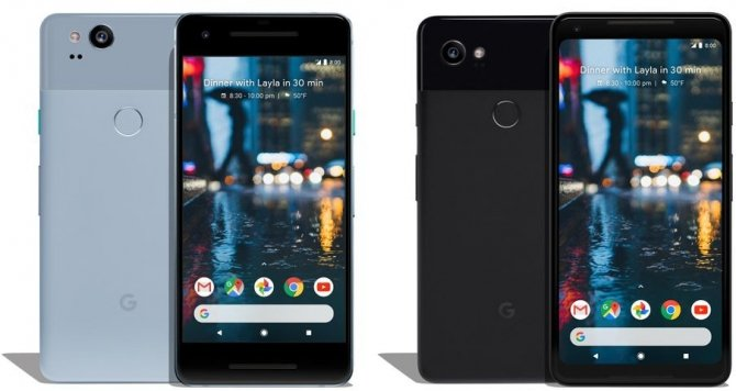 Google Pixel 2 i Pixel 2 XL oficjalnie zaprezentowane [4]