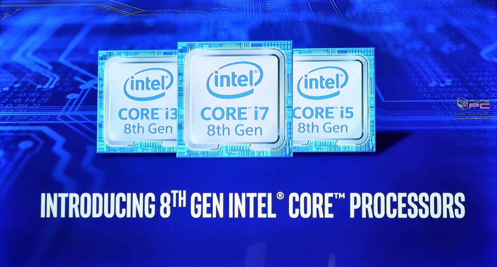 Sprawdziliśmy wydajność procesorów Intel Kaby Lake Refresh | PurePC pl
