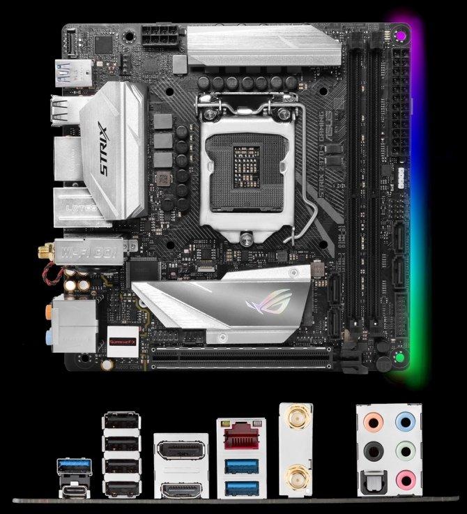 Przegląd płyt głównych z chipsetem Intel Z370 do Coffee Lake [1]