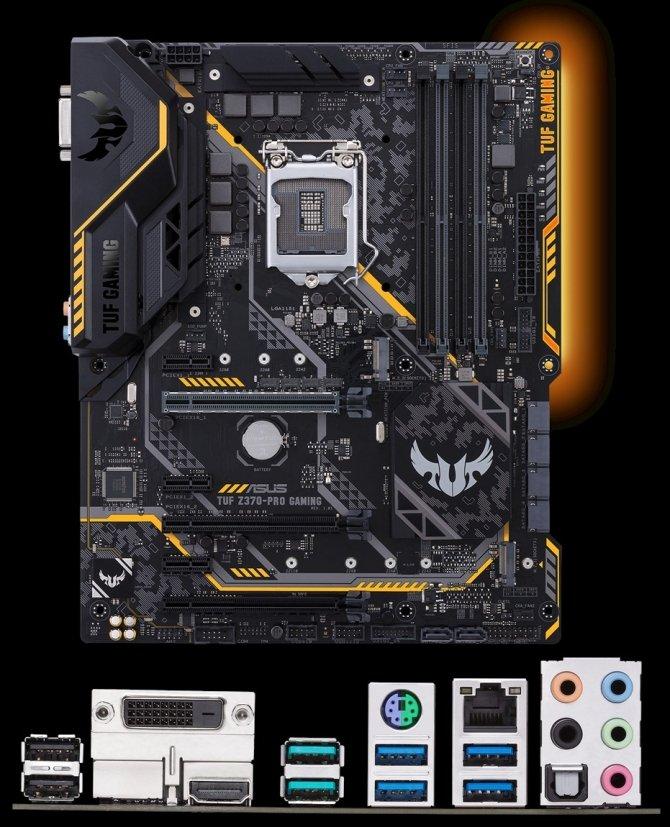 Przegląd płyt głównych z chipsetem Intel Z370 do Coffee Lake [4]