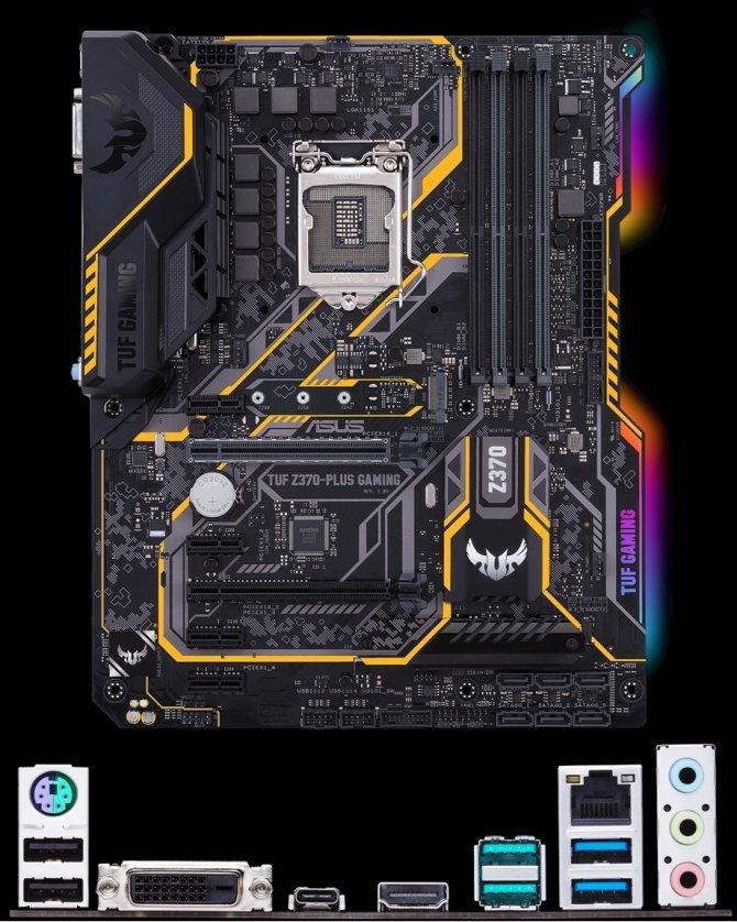 Przegląd płyt głównych z chipsetem Intel Z370 do Coffee Lake [5]