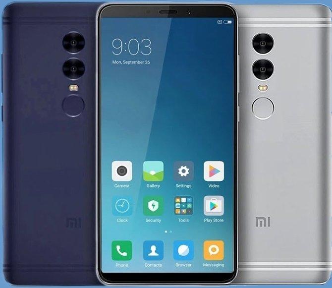 Xiaomi Redmi Note 5 - bezramkowiec z podwójnym aparatem? [3]