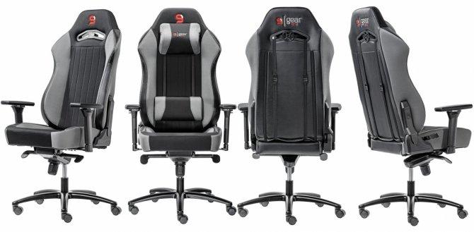SPC Gear SR700 - fotele dla potężnych gabarytowo graczy [2]