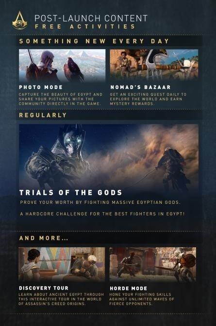 Assassin's Creed: Origins - zawartość przepustki sezonowej [3]