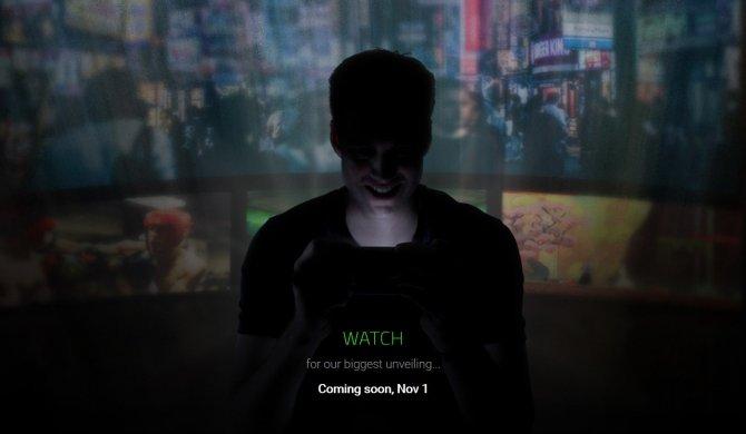 Smartfona firmy Razer zobaczymy już 1 listopada [2]