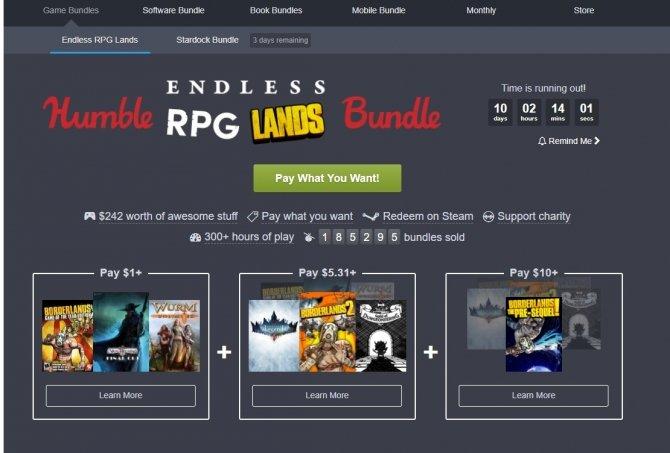 Humble Bundle zostało przejęte przez IGN - co to oznacza? [2]