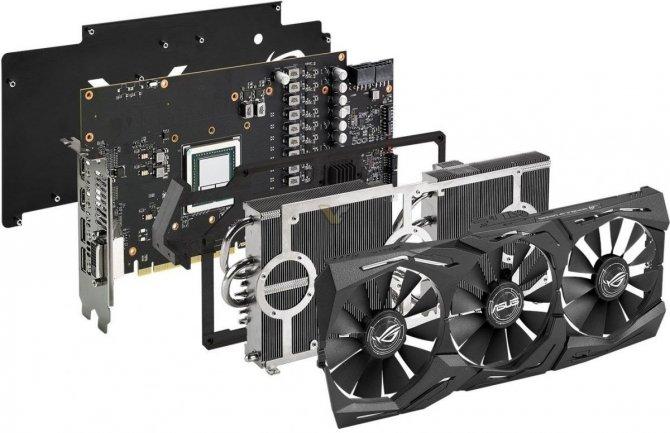 ASUS Radeon RX Vega 64 ROG Strix - bardzo niskie firmowe OC [2]