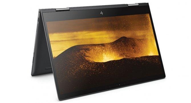HP Envy x360 doczeka się wersji z APU AMD Ryzen 5 2500U [1]