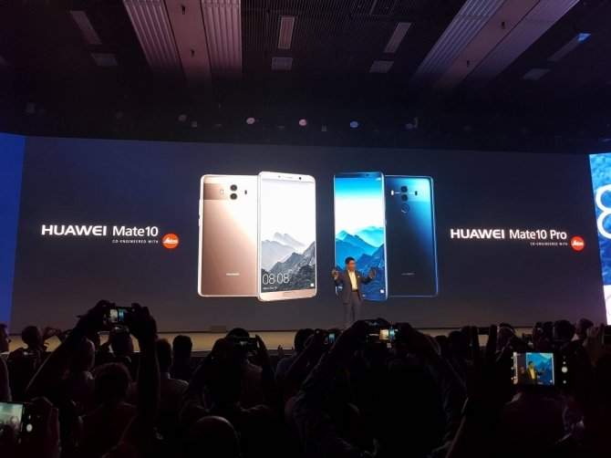 Huawei Mate 10 i Mate 10 Pro - nowe flagowce zaprezentowane [5]