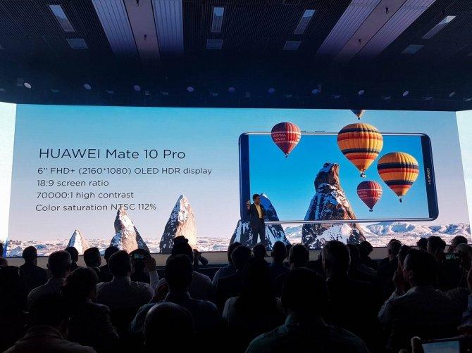 Huawei Mate 10 i Mate 10 Pro - nowe flagowce zaprezentowane [7]