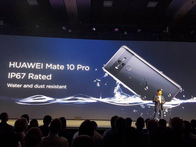 Huawei Mate 10 i Mate 10 Pro - nowe flagowce zaprezentowane [9]