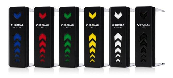 Noctua Chromax - Nowe kolorowe wentylatory oraz akcesoria [2]