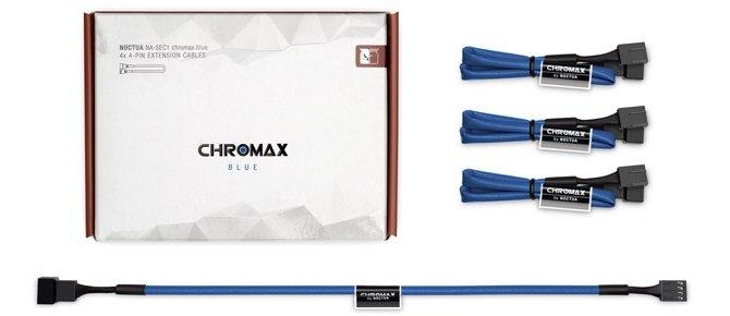 Noctua Chromax - Nowe kolorowe wentylatory oraz akcesoria [4]