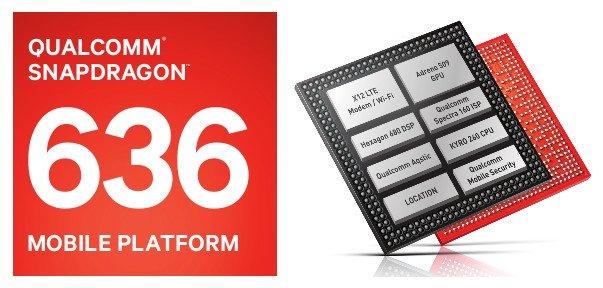 Qualcomm Snapdragon 636 - zapowiedziano nowy układ SoC [1]