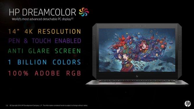 HP ZBook x2 - premiera nowej mobilnej stacji roboczej [4]