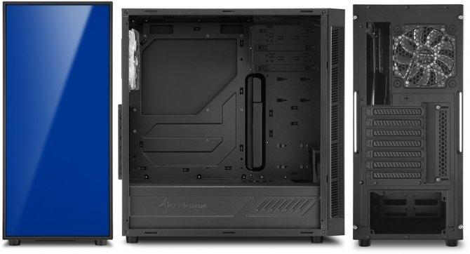 Sharkoon AM5 Windows - Obudowy pokryte lakierem samochodowym [2]