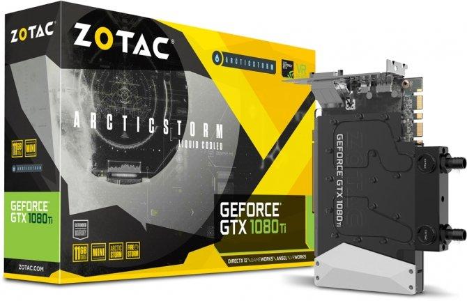 ZOTAC ArcticStorm Mini - Najmniejszy na świecie GTX 1080 Ti [1]