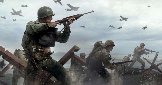 Call of Duty: WWII z pełnym polskim dubbingiem [1]