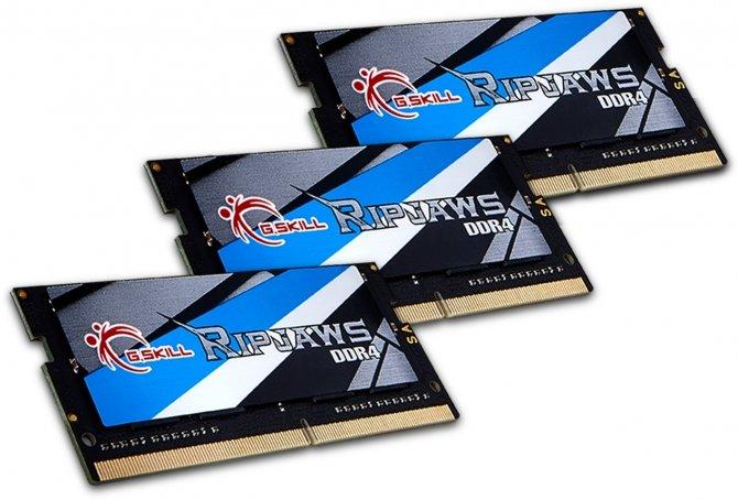 G.Skill Ripjaws DDR4 3800 MHz - Najszybsze pamięci SO-DIMM [1]