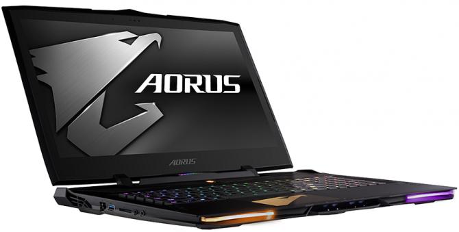 Gigabyte prezentuje laptopa Aorus X9 z GeForce GTX 1070 SLI [2]