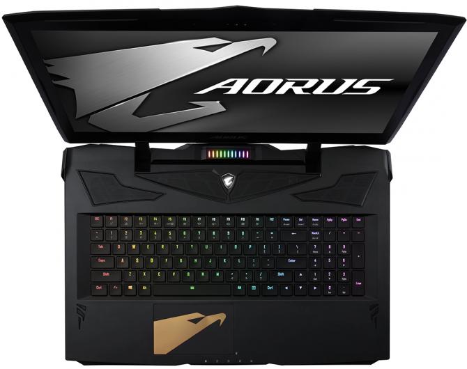Gigabyte prezentuje laptopa Aorus X9 z GeForce GTX 1070 SLI [3]