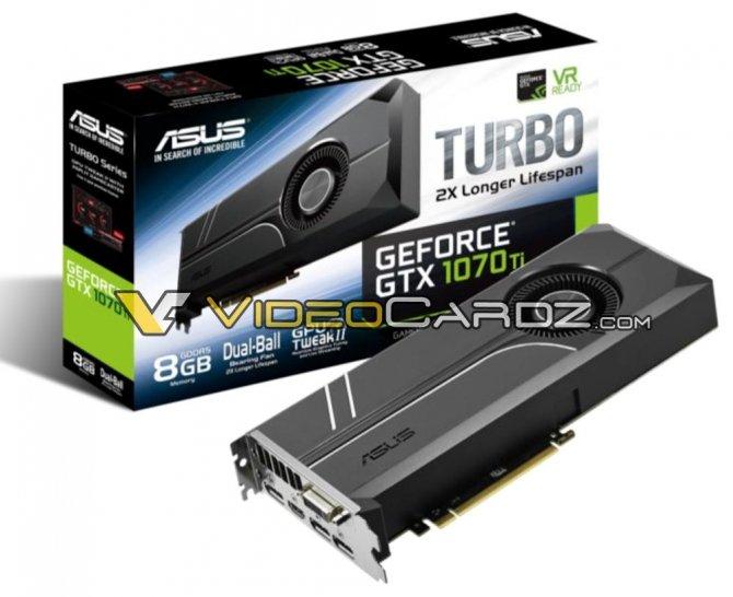 GeForce GTX 1070 Ti trafia do sklepów w autorskich wersjach [2]