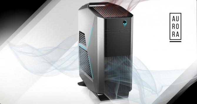 Dell rozpoczął sprzedaż desktopa Aurora R7 z Coffee Lake-S [1]