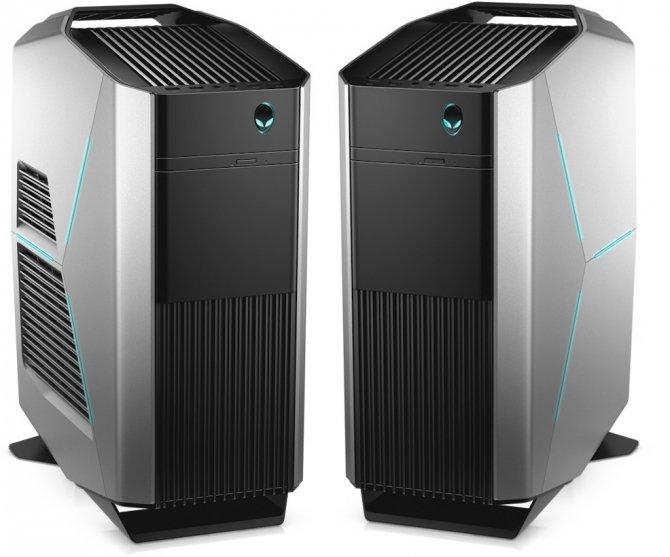 Dell rozpoczął sprzedaż desktopa Aurora R7 z Coffee Lake-S [2]