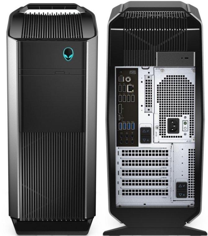 Dell rozpoczął sprzedaż desktopa Aurora R7 z Coffee Lake-S [3]