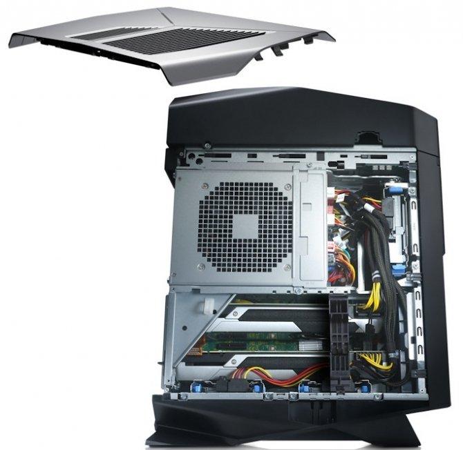 Dell rozpoczął sprzedaż desktopa Aurora R7 z Coffee Lake-S [4]