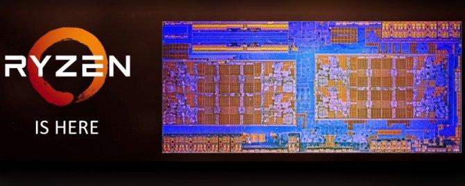 AMD oficjalnie prezentuje układy Ryzen Mobile dla notebooków [1]