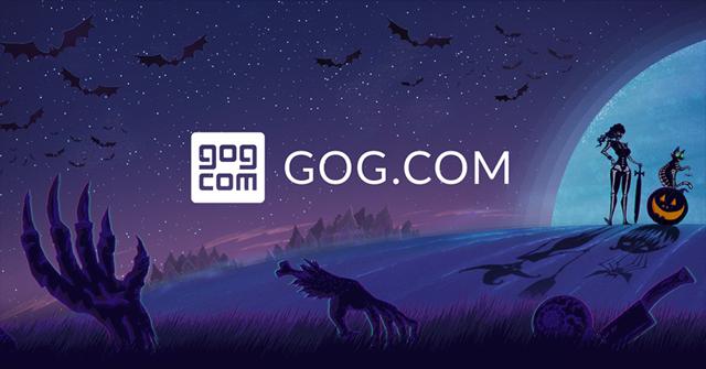 GOG.com rusza z akcją Wyprzedaż Halloweenowa [1]