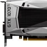 GeForce GTX 1070 Ti - Zapowiedziano już 40 autorskich modeli