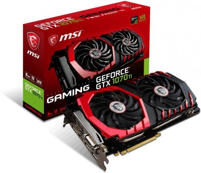 GeForce GTX 1070 Ti - Zapowiedziano już 40 autorskich modeli [4]