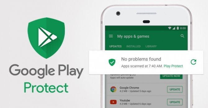 Google Play Protect nie chroni przed wirusami, a powinien [2]