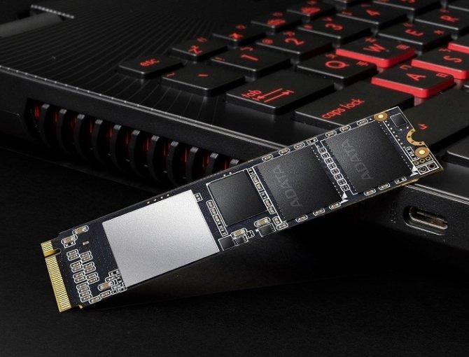 ADATA XPG SX6000 - 3D TLC NAND na M.2 w cenie zwykłego SSD [1]