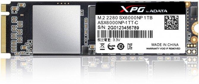 ADATA XPG SX6000 - 3D TLC NAND na M.2 w cenie zwykłego SSD [3]