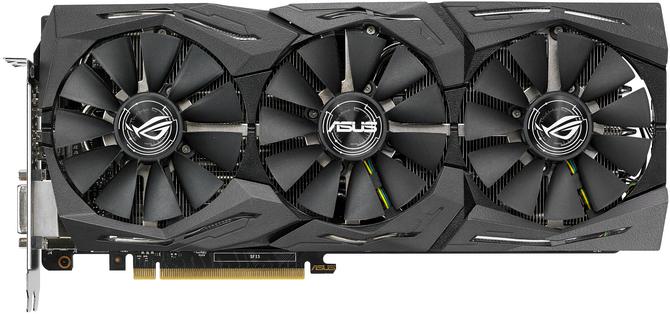 ASUS udostępnił wyniki karty ROG Strix GeForce GTX 1070 Ti [1]