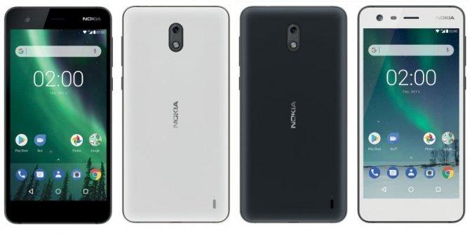 Nokia 2 - w bazie AnTuTu znaleziono specyfikację smartfona [1]