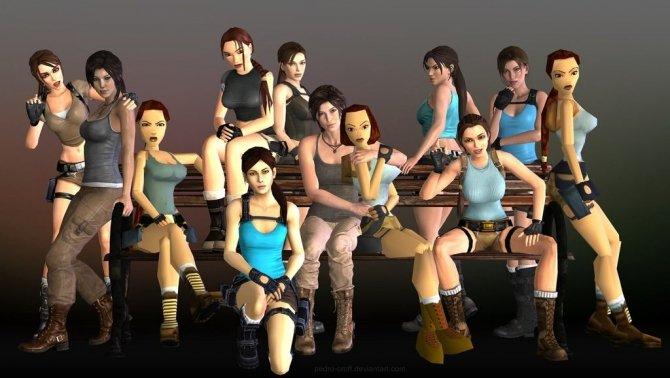 Lara Croft i Tomb Raider obchodzą dwudzieste urodziny [1]