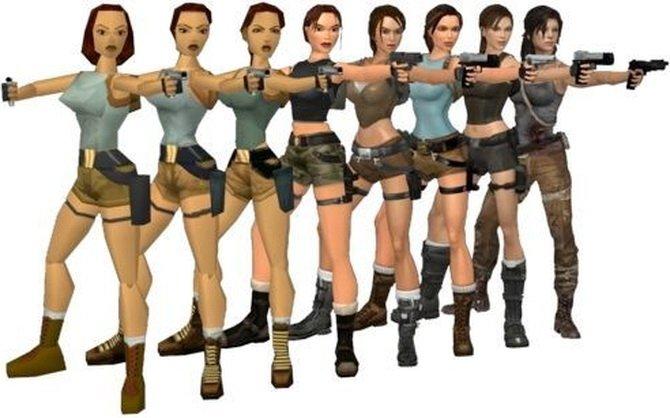 Lara Croft i Tomb Raider obchodzą dwudzieste urodziny [2]