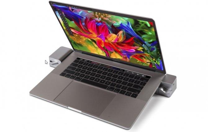 LandingZone ujawnił stację dokującą dla Apple Macbook Pro [3]