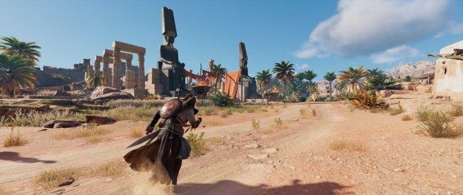 Ubisoft odpowiada na zarzuty dotyczące DRM w AC: Origins [1]