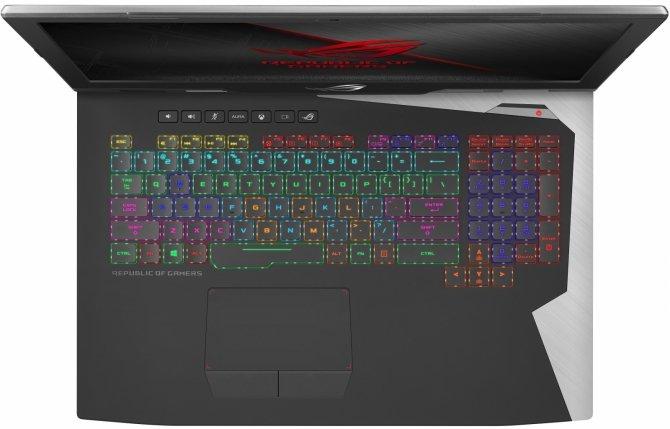 ASUS ROG G703VI specyfikacja techniczna topowego notebooka [2]