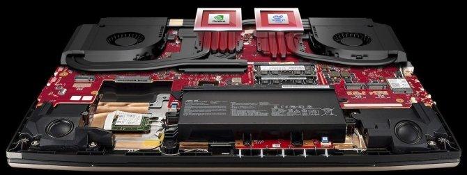 ASUS ROG G703VI specyfikacja techniczna topowego notebooka [3]