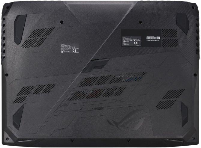 ASUS ROG G703VI specyfikacja techniczna topowego notebooka [4]