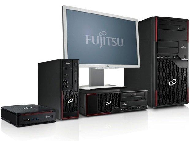Lenovo odkupuje dział komputerów od firmy Fujitsu [2]